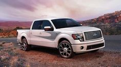 """Ford F-150. Nothing """"special"""" but just a darn good truck."""
