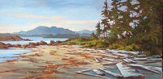 Towards the Rocks, Tofino Amanda Jones, Community Art, The Rock, Rocks, Mountains, Nature, Inspiration, Travel, Biblical Inspiration
