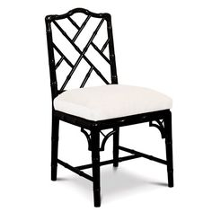 Jonathan Adler Chippendale chairs-- I can't afford real Jonathan Adler, but I am sure there are some others out there