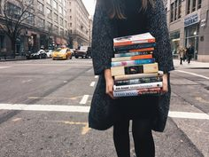 Piling up on weekend reads!