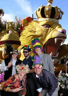 Mardi Gras Photo Booth brings Bourbon Street to you!