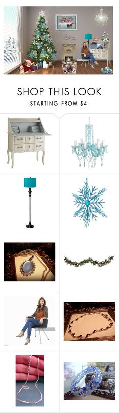 Believe by cozeequilts on Polyvore featuring Possini Euro Design, Improvements and A&B Home