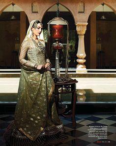 Mehndi // Sonya Jehan channeling Umrao Jaan in this gorgeous shoot. All amazing bridal inspiration for that Nawab touch. MY WEAKNESS. // Photography: Ashish Chawla / Muse: Sonya Jehan / Styling: Amber Tikari /Hair & Makeup: Anu Kaushik / Jewels: Hazoorilal & Sons / Wardrobe: Kotwara by Meera & Muzaffar Ali.
