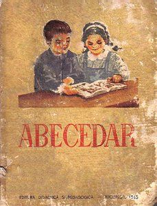 Abecedar still used in early seventies Romanian Flag, Interesting Reads, Communism, Drawing, Golden Age, Kids And Parenting, Childhood Memories, Illustration, Nostalgia