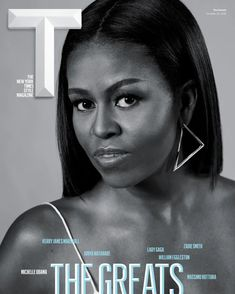 Michelle Obama's T Magazine Cover Will Kick You In The Feels | HuffPost Life T Magazine, Magazine Covers, Zadie Smith, Michelle And Barack Obama, Celebrity Magazines, Sanaa Lathan, Toni Braxton, Education Humor, Celebrity Travel