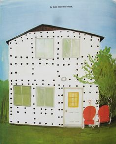A house by Maira Kalman