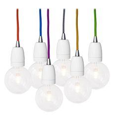 KEVIN | Подвесной светильник в стиле LOFT от компании SESSAK (Финляндия). 2400 руб.