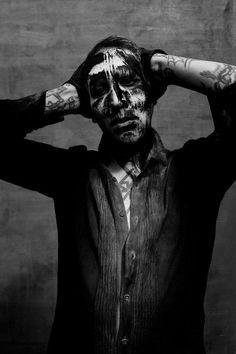He is a True Art Form -Marilyn Manson