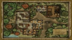 Use these nifty resources to become a master fantasy cartographer for your next gaming session.