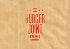 Burger Joint by Warsheh , via Behance    http://www.behance.net/gallery/Burger-Joint/3580169