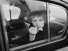 Bob Dylan Bristol 1966    image above: May 10, 1966 Bristol Colston Hall - Bob Dylan stares out the window of his limo during a rainy day in Bristol, England in early May 1966.