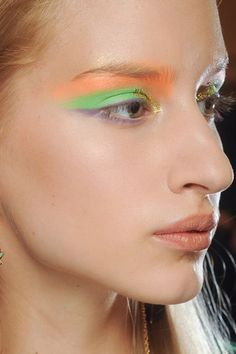 Makeup trends for spring summer 2013