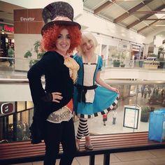 Alice in Wonderland! #boise #boiselife #boiselove #visitboise #boreddontblameus #ilovehalloween #aliceinwonderland #madhatter #halloween2014