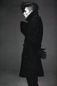 Ash Stymest by Satoshi Saikusa in HUgE Magazine, 2009