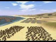 Battle of Marathon: Persia/Greece at war Part 1 of 3 Week 32 http://www.youtube.com/watch?v=ot4PusEalnA