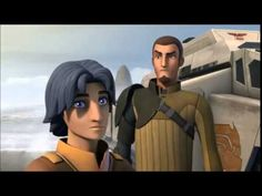 Star Wars Rebels: Kanan and Ezra - I'll Stand By You - YouTube