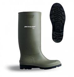 B-Dri Green Dunlop Waterproof Welly Wellies Wellington Boots - http://on-line-kaufen.de/b-dri/b-dri-green-dunlop-waterproof-welly-wellies-boots