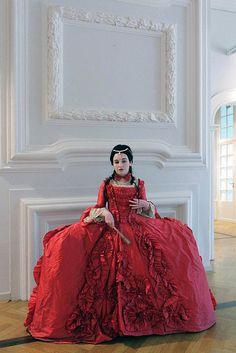 18th century reproduction costume