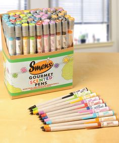 Look what I found on #zulily! Deluxe Smens Set by Smencils #zulilyfinds