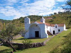 Argentina. Provincia de Cordoba. Estancia Jesuitica La Candonga