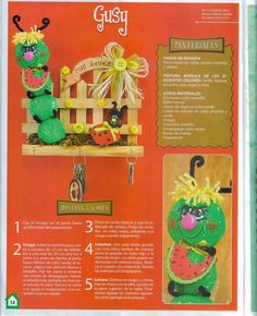 manualidades para decorar country