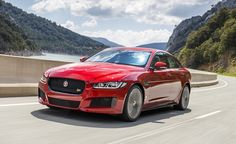 Jaguar Santa Barbara offers topnotch design and technology in the 2018 Jaguar XE luxury vehicle