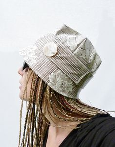 Free Shipping  Womens Cloche Rain Hat  by moaningminnie on Etsy, $45.00