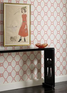 Huntly wallpaper from Nina Campbell - NCW4126-04