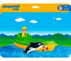 Playmobil 1.2.3 Fishing Boat with Whale PLAYMOBIL® http://www.amazon.com/dp/B0007VDODM/ref=cm_sw_r_pi_dp_R3udvb0FY1YYN