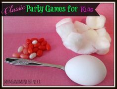 Classic Party Games for Kids - Moms & Munchkins (luau party games) Kids Party Games, Birthday Party Games, Party Activities, Luau Party, Games For Kids, Diy For Kids, Birthday Ideas, Gym Games, 5th Birthday