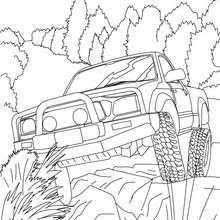 Resultado De Imagen Para Imagenes De Camionetas 4x4 Para Colorear Male Sketch Art Humanoid Sketch