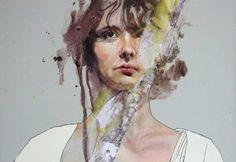 Pinturas de Jessica Rimondi