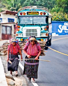 El Salvador. Pipil people. The last of the pure-blooded tribes living in El Salvador.