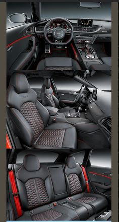 "Excellent ""Alfa Romeo Giulia"" detail is offered on our website. Audi Rs6 Plus, Rs6 Audi, Audi A6 Rs, Audi A6 Avant, Audi S6, A4 Avant, Automotive Upholstery, Car Upholstery, Audi Interior"