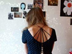PocketFullOfSparkles | Make Life Beautiful: DIY | Strappy Back Bra