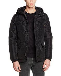 Gas Jeans Jacke [schwarz]