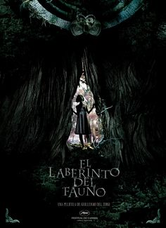Pan's Labyrinth , starring Ivana Baquero, Ariadna Gil, Sergi López, Maribel Verdú. In the fascist Spain of 1944, the bookish young stepdaughter of a sadistic army officer escapes into an eerie but captivating fantasy world. #Drama #Fantasy #War