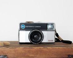 Vintage kodak instamatic camera retro by camelotia on Etsy, $15.00