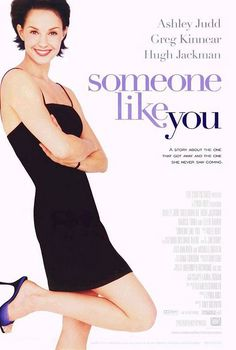 This movie is about moving on. Something better always comes along!