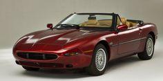 Jaguar F Type Prototype