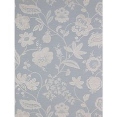 Colefax & Fowler Camille Wallpaper at John Lewis