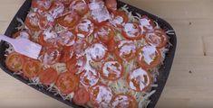 """Jídlo """"líné ženy"""" - jen dejte všechny přísady na plech a vložte do trouby: Vynikající oběd bez roboty! - Strana 2 z 2 - teks.cz Hawaiian Pizza, Cheesecake, Desserts, Salama, Diet, Tailgate Desserts, Deserts, Cheesecakes, Postres"""