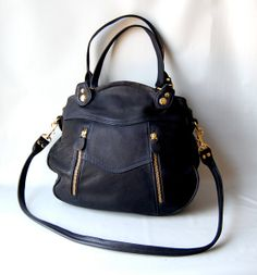 Larch bag in Navy by valhallabrooklyn on Etsy, $325.00