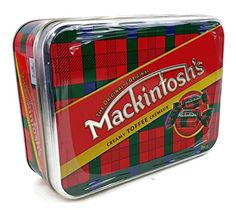 Nestle Mackintosh Toffee Pieces 260g Gift Box | Imported From Canada
