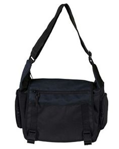 Bike messenger bag--perfect for students who bike around campus