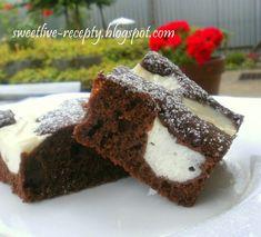 .. z lásky k vareniu ...: Čokoládový koláč s tvarohom