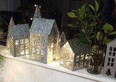 Zinc house lanterns--terrain