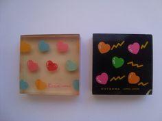 Kutsuwa and Citation jelly erasers