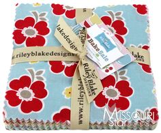 $8.95  Bake Sale Charm Pack  from Missouri Star Quilt Co