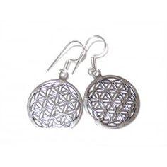 Ohrschmuck (2) Messing, Crochet Earrings, Jewelry, Flower Of Life, Custom Cars, Ear Jewelry, Rhinestones, Crystals, Handmade